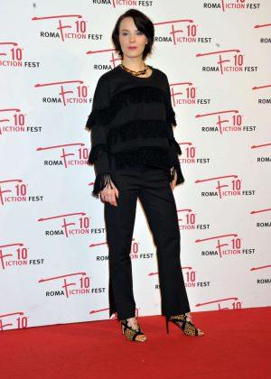 Maria Roveran - 'The Border' Premiere in Rome