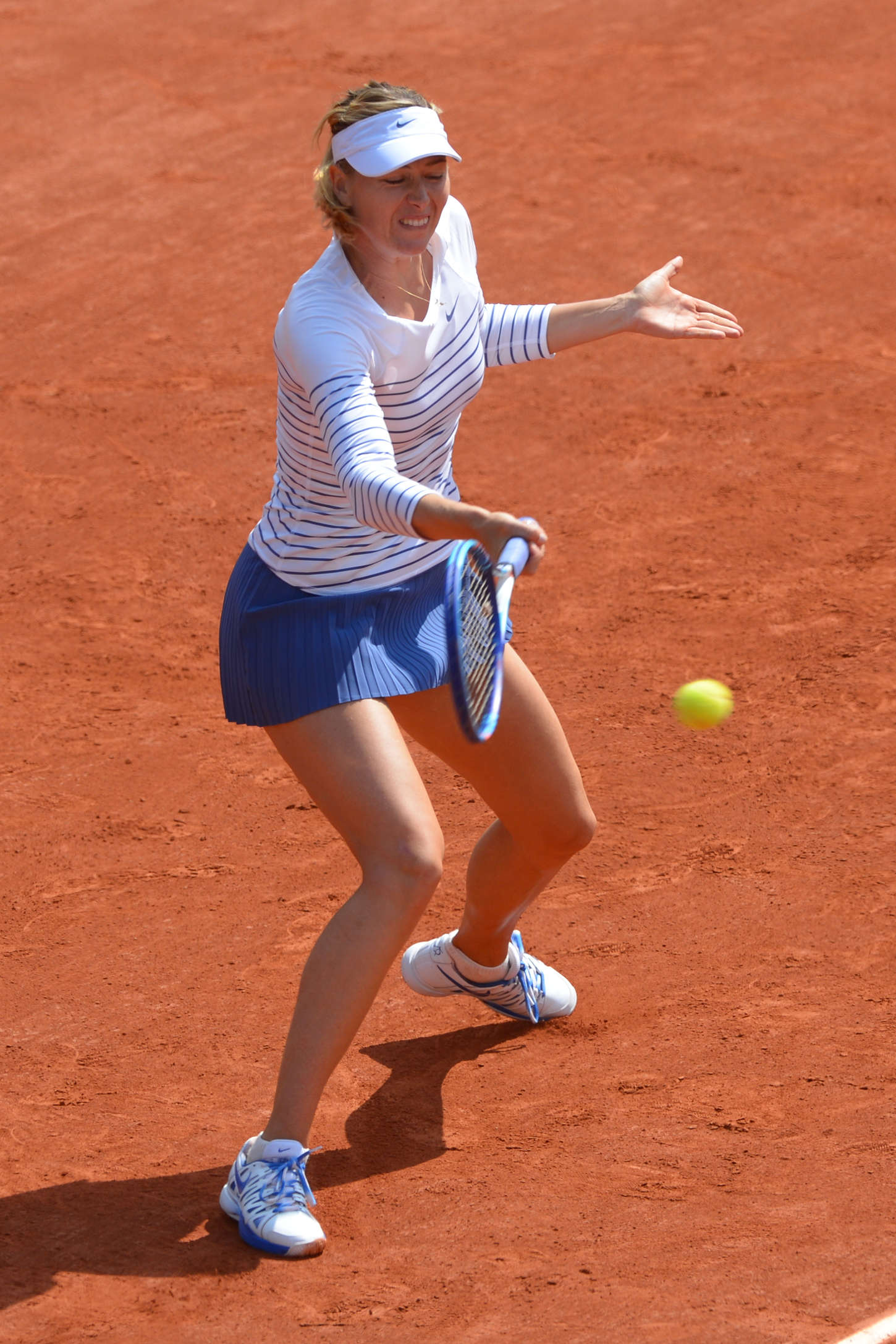 Maria Sharapova - 2015 French Open in Paris