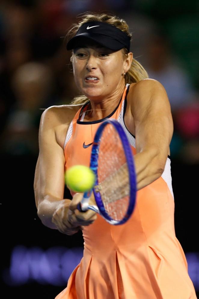 Maria Sharapova: 2016 Australian Open -07 - GotCeleb