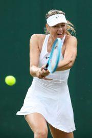 Maria Sharapova - 2019 Wimbledon Tennis Championships in London