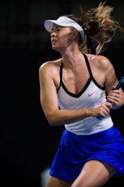 Maria Sharapova - 2020 Brisbane International WTA Premier Tennis Tournament in Brisbane