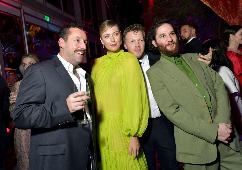 Maria Sharapova 2020 : Maria Sharapova – 2020 Vanity Fair Oscar Party in Beverly Hills-17