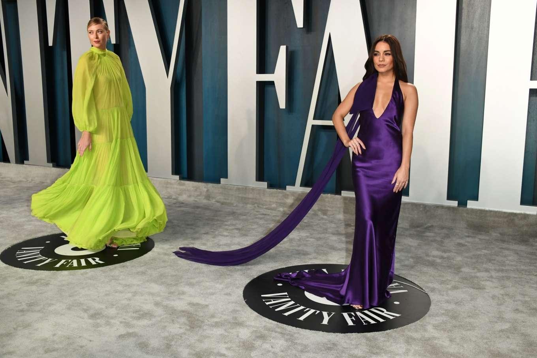 Maria Sharapova 2020 : Maria Sharapova – 2020 Vanity Fair Oscar Party in Beverly Hills-18
