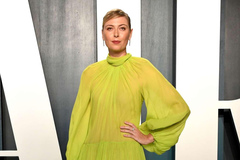 Maria Sharapova 2020 : Maria Sharapova – 2020 Vanity Fair Oscar Party in Beverly Hills-24