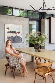 Maria Sharapova - Architectural Digest Magazine (July/August 2019)
