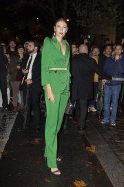 Maria Sharapova - Arrives at Givenchy Show in Paris