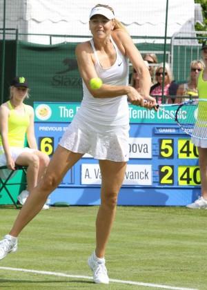 Maria Sharapova: BNP Paribas Tennis Classic -01