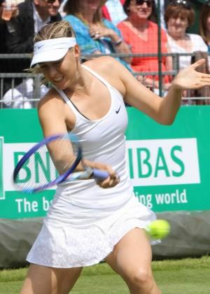 Maria Sharapova: BNP Paribas Tennis Classic -02