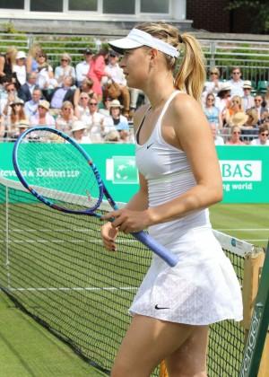 Maria Sharapova: BNP Paribas Tennis Classic -03