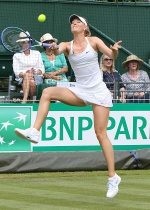 Maria Sharapova: BNP Paribas Tennis Classic -06