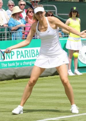 Maria Sharapova: BNP Paribas Tennis Classic -07