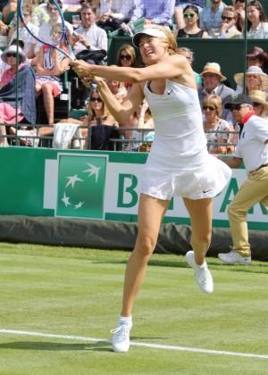 Maria Sharapova: BNP Paribas Tennis Classic -09