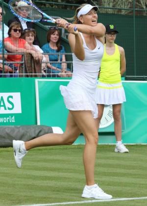 Maria Sharapova: BNP Paribas Tennis Classic -10