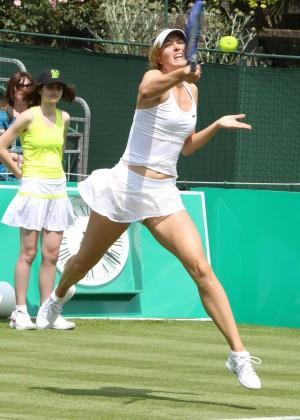 Maria Sharapova: BNP Paribas Tennis Classic -11