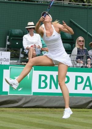 Maria Sharapova: BNP Paribas Tennis Classic -13