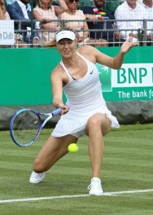 Maria Sharapova: BNP Paribas Tennis Classic -14