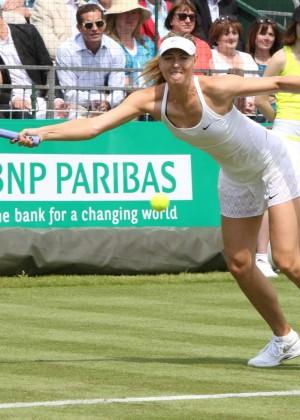 Maria Sharapova: BNP Paribas Tennis Classic -15