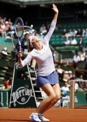 Maria Sharapova: French Open 2015 -03