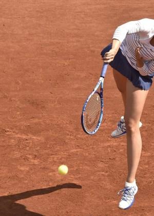 Maria Sharapova: French Open 2015 -09