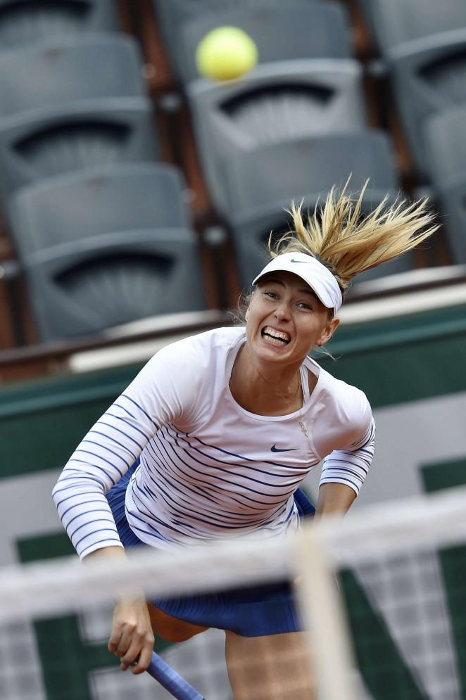 Maria Sharapova: French Open 2015 -10 - GotCeleb