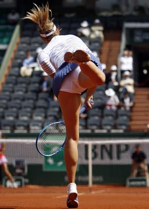 Maria Sharapova: French Open 2015 -15