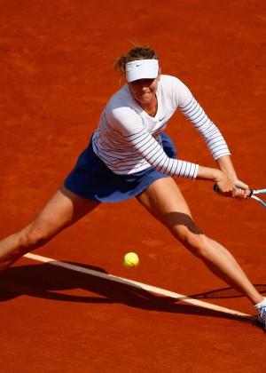 Maria Sharapova: French Open 2015 -25