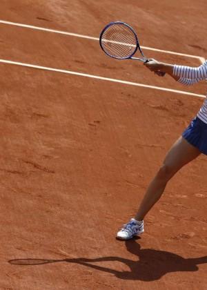Maria Sharapova: French Open 2015 -26