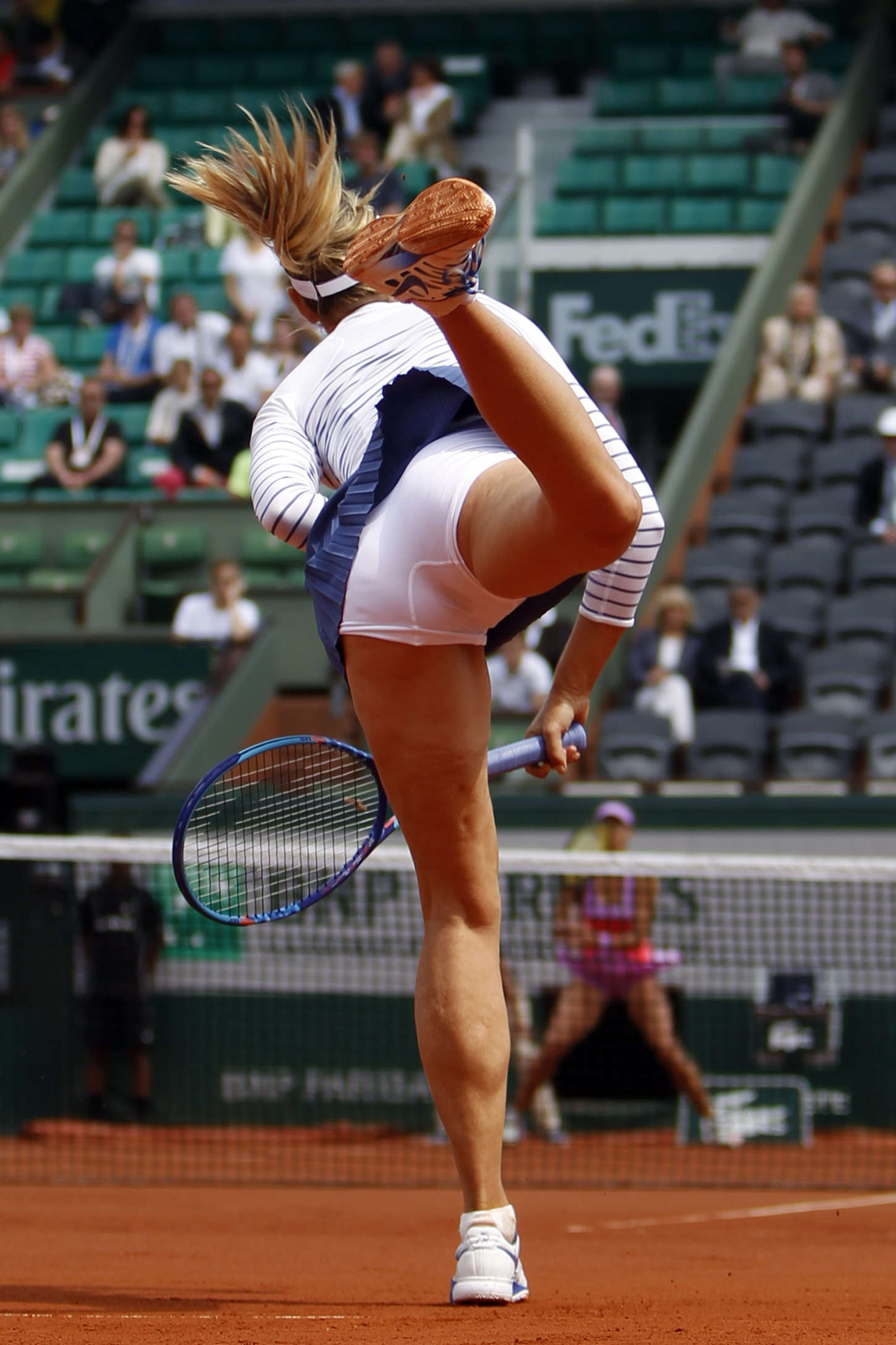 Maria Sharapova: French Open 2015 -32