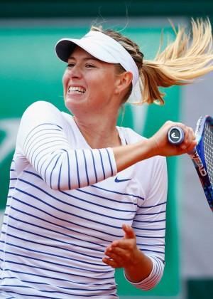 Maria Sharapova: French Open 2015 -33
