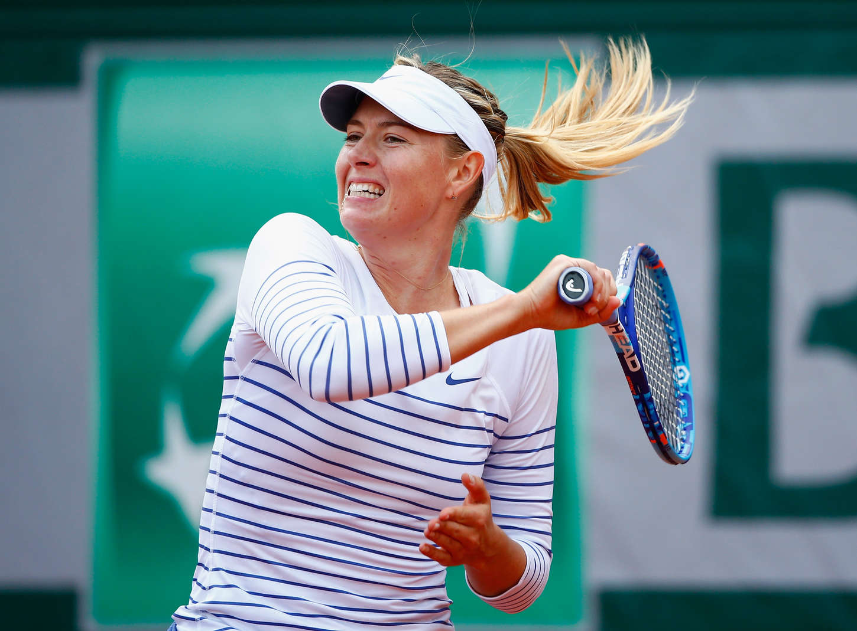 Maria Sharapova: French Open 2015 -33 - GotCeleb