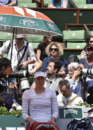 Maria Sharapova: French Open 2015 -37