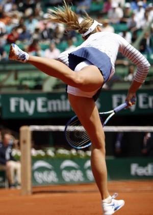 Maria Sharapova: French Open 2015 -41