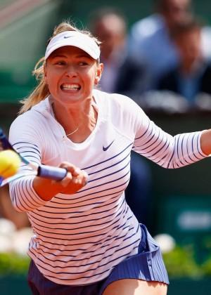 Maria Sharapova: French Open 2015 -44