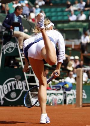 Maria Sharapova: French Open 2015 -55