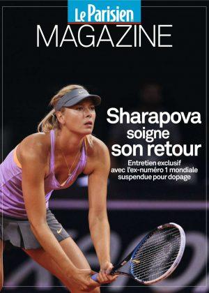 Maria Sharapova - Le Parisien Magazine (April 2017)