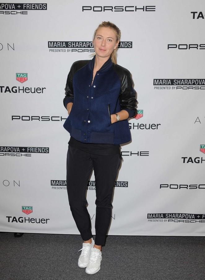 Maria Sharapova - Maria Sharapova and Friends Event Presented By Porsche in LA