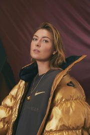 Maria Sharapova - New Nike Collection 2019
