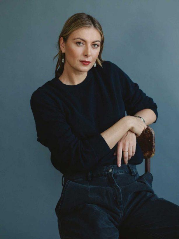 Maria Sharapova - New York Times Photoshoot 2020