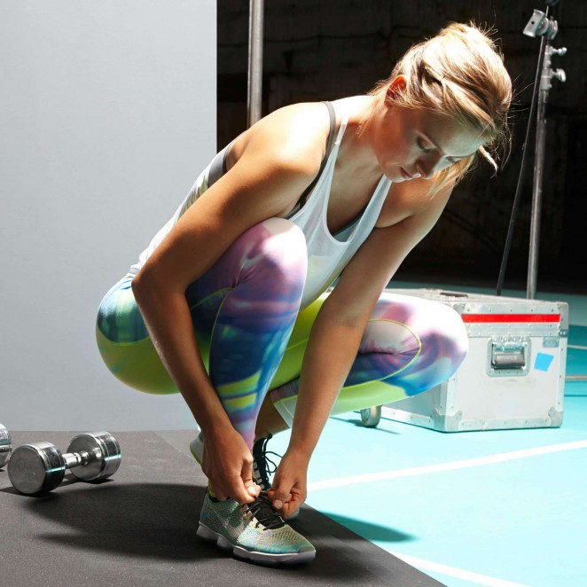 Maria Sharapova - Nike Women Presents Maria Sharapova's Winning Mindset