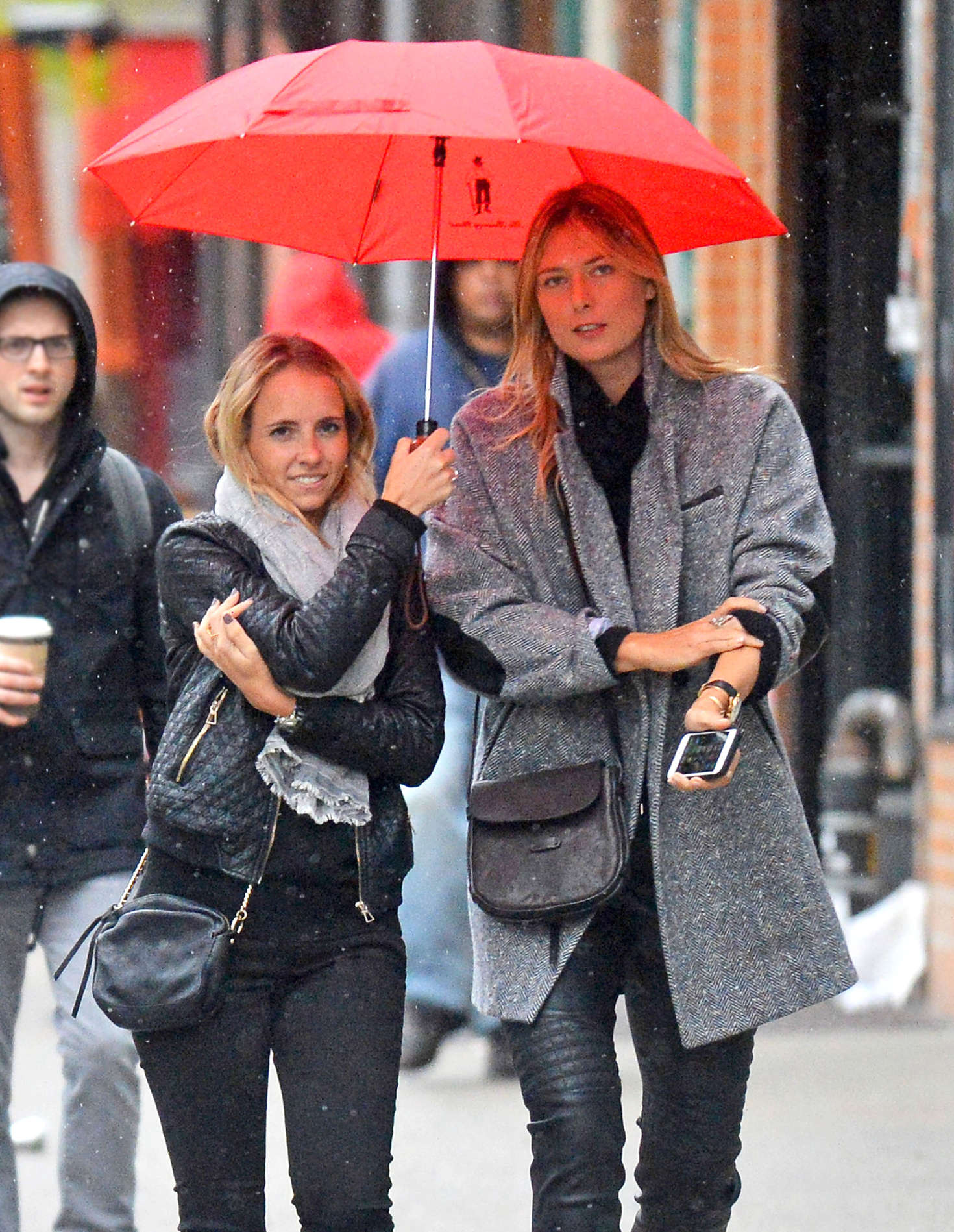MARIA SHARAPOVA Out and About in New York 09/11/2018