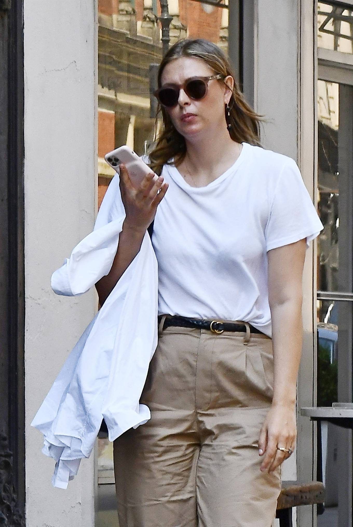 Maria Sharapova - out and about in New York
