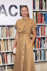 Maria Sharapova - Pace Gallery Celebrates New Chelsea Flagship in NYC