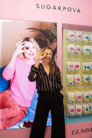 Maria Sharapova - Sugarpova Meet & Greet at the Candylicious Store in Dubai