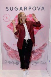 Maria Sharapova - Sweets & Snacks Expo in Chicago