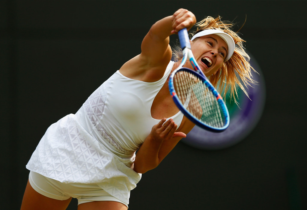 Join. happens. Maria sharapova tennis advise you
