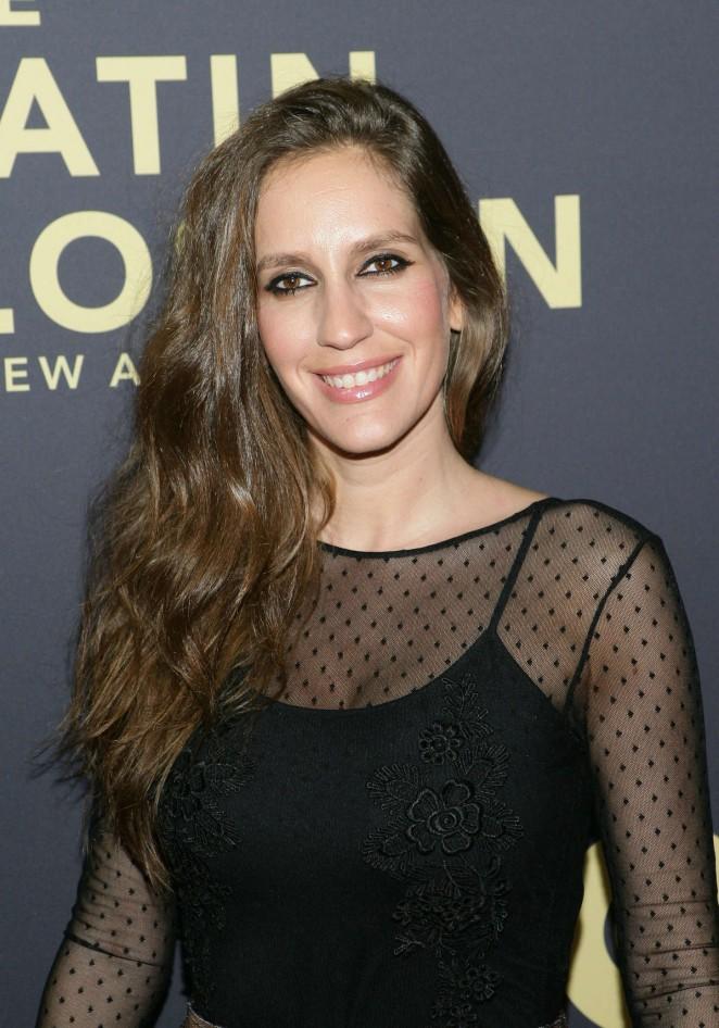 Maria Toledo - 'The Latin Explosion: A New America' Screening in Las Vegas