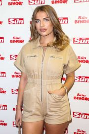 Maria Wild - The Sun's Love Island Finale Party in London