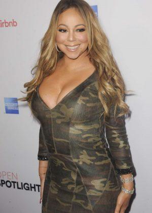 Mariah Carey - 2016 Airbnb Open Spotlight in Los Angeles