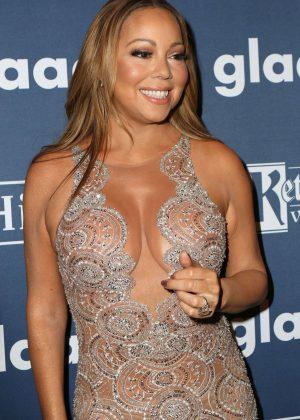 Mariah Carey - 2016 GLAAD Media Awards in NYC