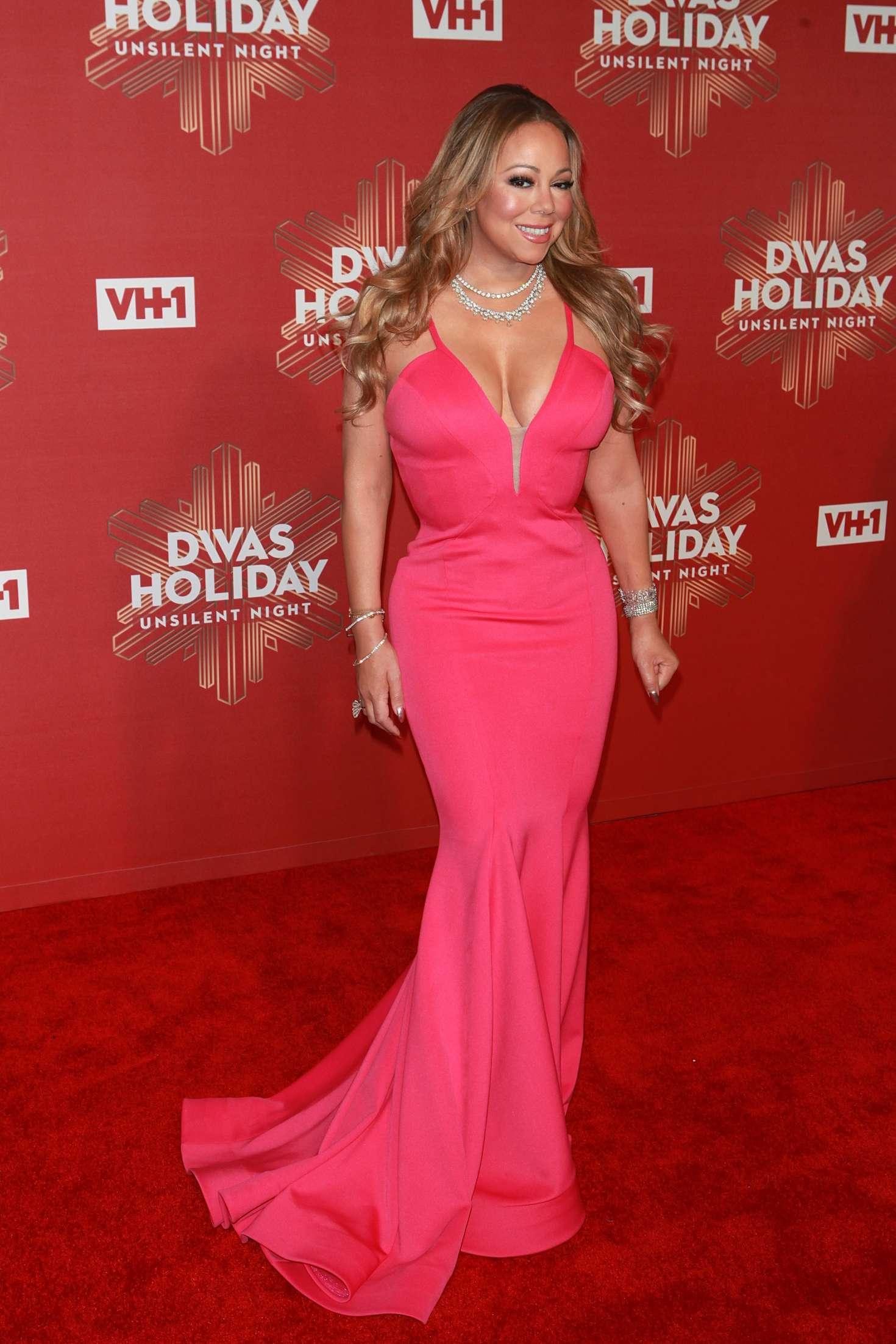 Mariah carey 2016 vh1s divas holiday unsilent night 33 gotceleb - Mariah carey diva ...
